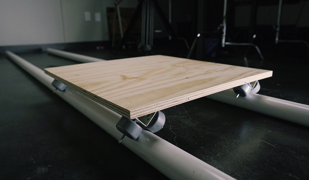 DIY Filmmaking: How to Build Your Own Dolly for $50