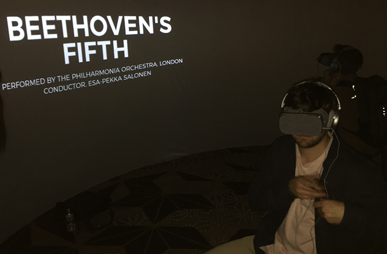SXSW Tips: How to Take Your VR Experience to the Next Level — Immersive Experience