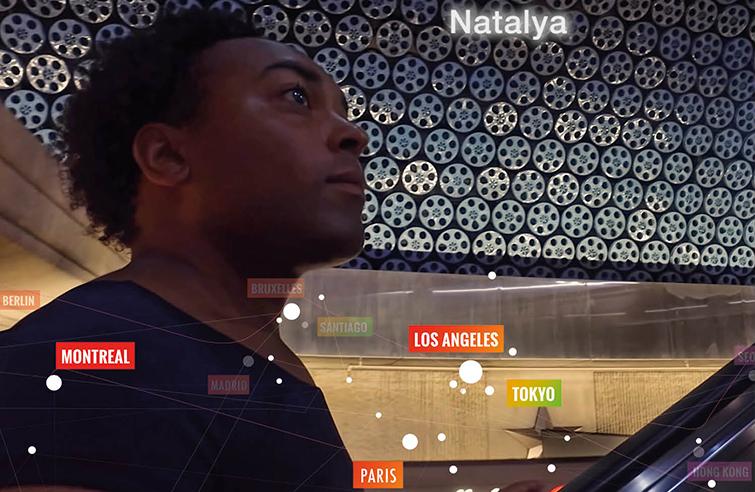 SXSW Arts: Meet the Interactive Documentary Connecting the World— Interactive Documentary