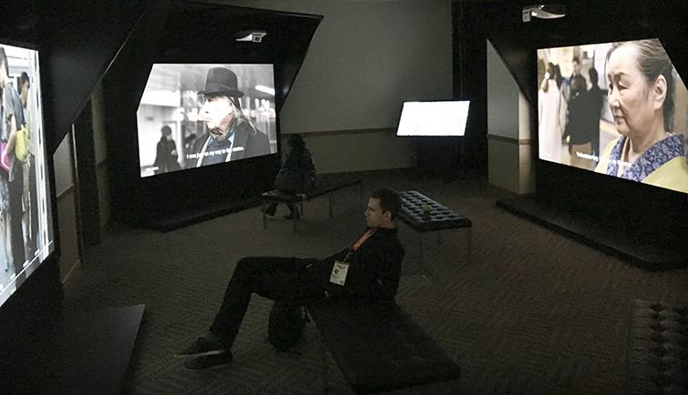 SXSW Arts: Meet the Interactive Documentary Connecting the World— Life Underground