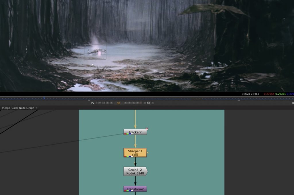 Post-Production Lessons from a Star Wars Restoration — Shot Stabilization