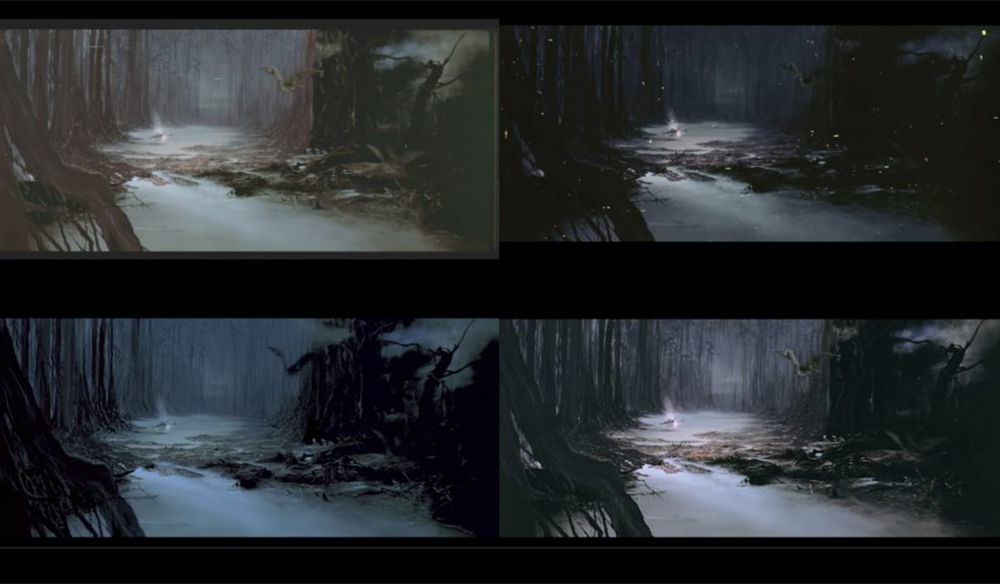 Post-Production Lessons from a Star Wars Restoration