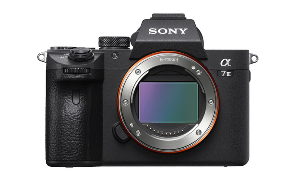 Sony Announces the a7 III 4K Camera for Under $2000