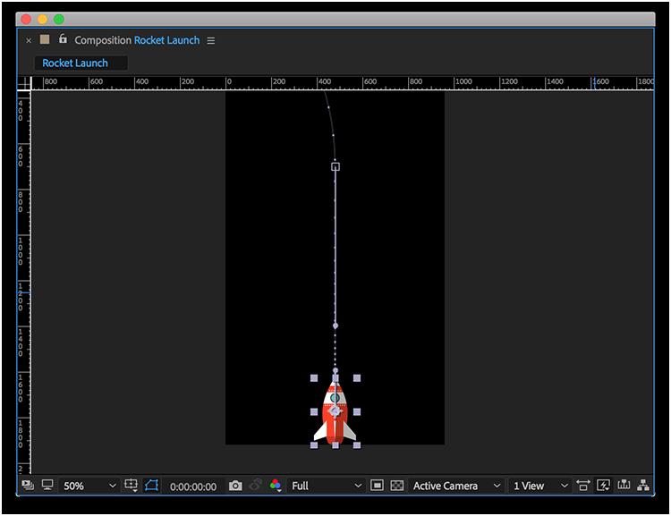 Understanding Keyframe Interpolation in Adobe After Effects — Spatial Interpolation
