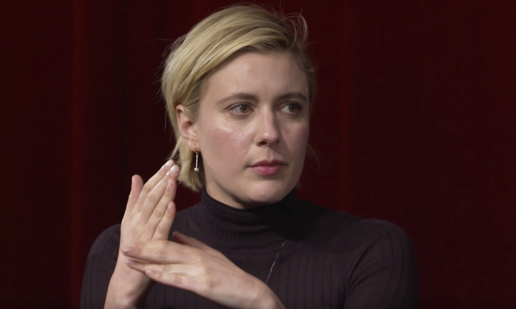 Filmmaking Lessons from Oscar-Nominated Directors — Greta Gerwig