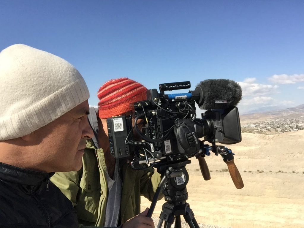 Interview: Showtime Docuseries Cinematographer from The Trade — Camera Rig