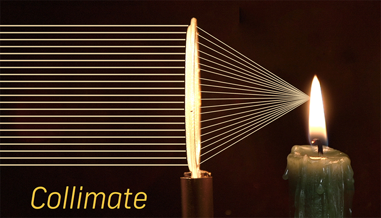 Video Tutorial: The Secrets Behind Lighting a Shot with Fire — Collimate