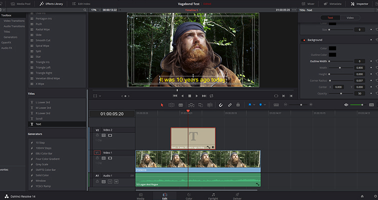 The lowdown on working with subtitles in davinci resolve 14 the lowdown on working with subtitles in davinci resolve 14 creating subtitles ccuart Image collections