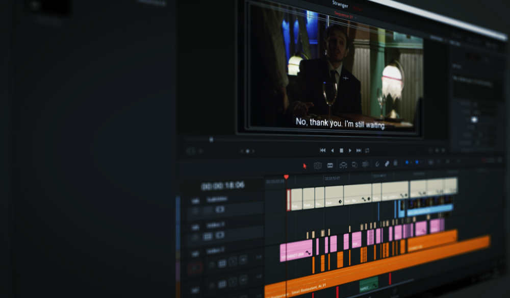 The Lowdown on Working With Subtitles In DaVinci Resolve 14