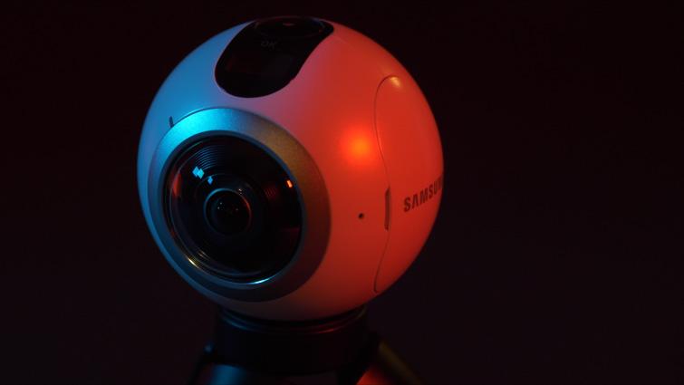 Improve 360 Footage - 360 Camera
