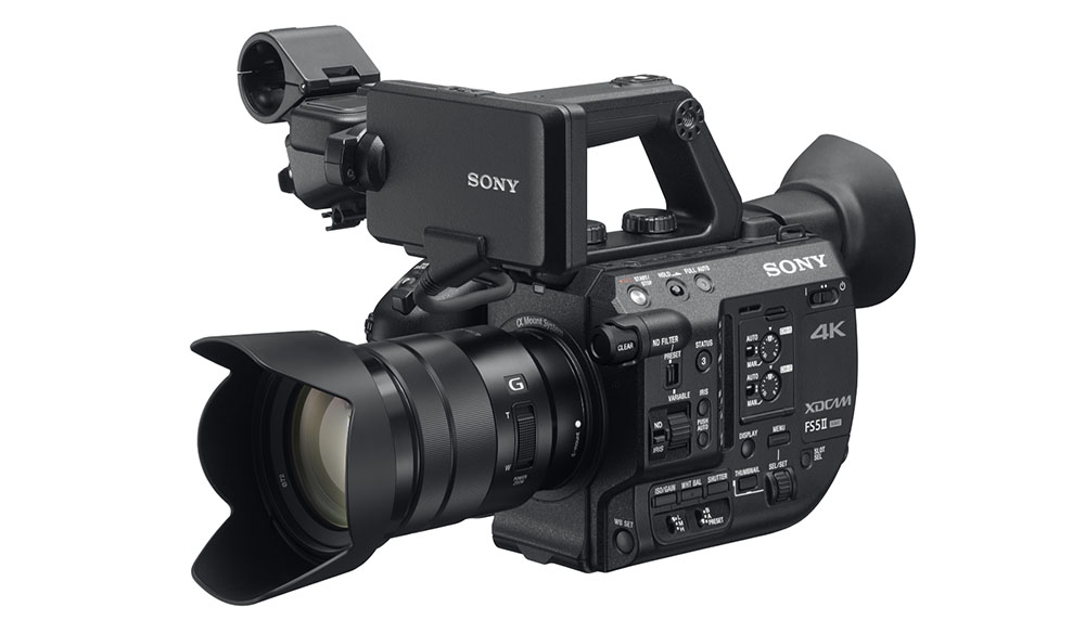 NAB 2018 Announcement: The Sony FS5 Gets an Update