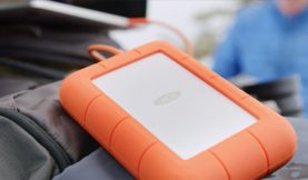 NAB 2018: LaCie's Rugged Hard Drive Gets Tougher