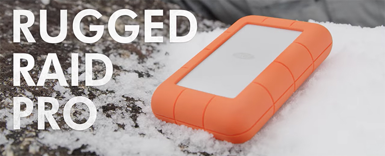 NAB 2018: LaCie's Rugged Hard Drive Gets Tougher — Faster and More Secure