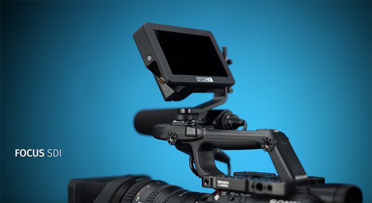 NAB 2018: SmallHD Unveils 5 New Focus Monitors — Focus SDI