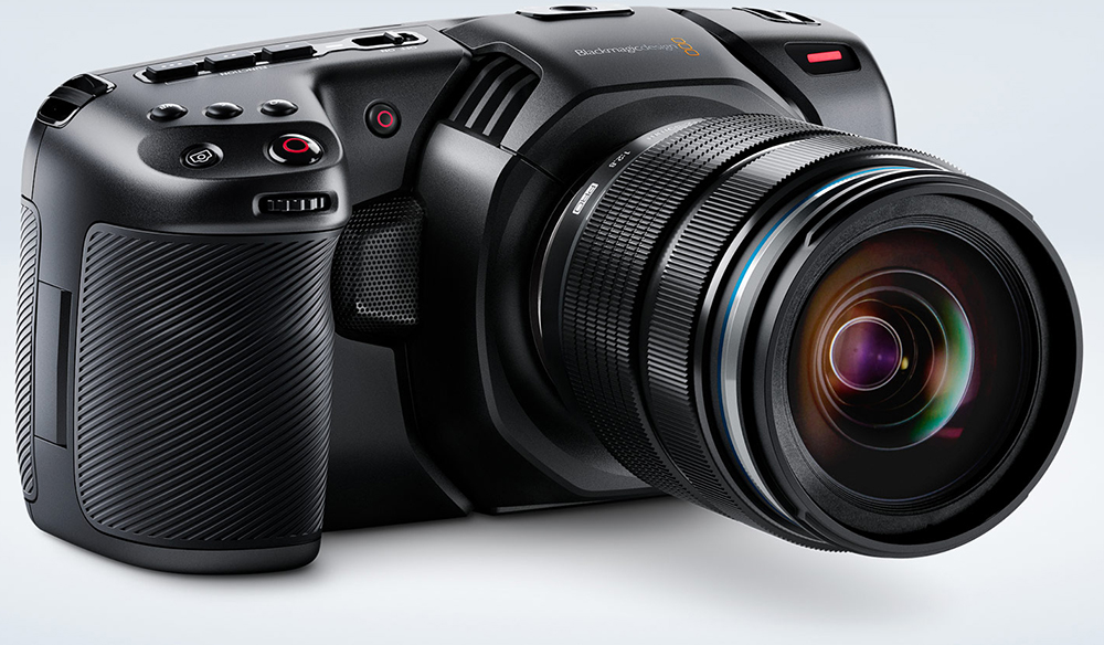Blackmagic is Releasing A New Pocket Cinema Camera . . . Finally