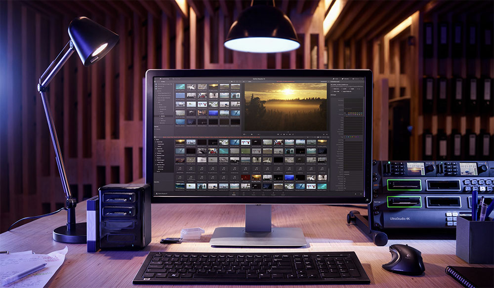 NAB 2018: Blackmagic Announces DaVinci Resolve 15