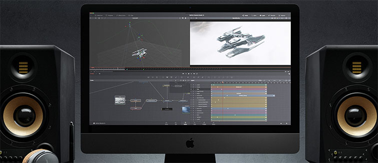 NAB 2018: Blackmagic Announces DaVinci Resolve 15 — Fusion Effects