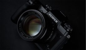 NAB 2018: Fujifilm's X-H1 Camera Gets Put to the Test