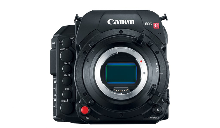 NAB 2018 Announcement: Canon's C700 Goes Full Frame — CMOS Sensor