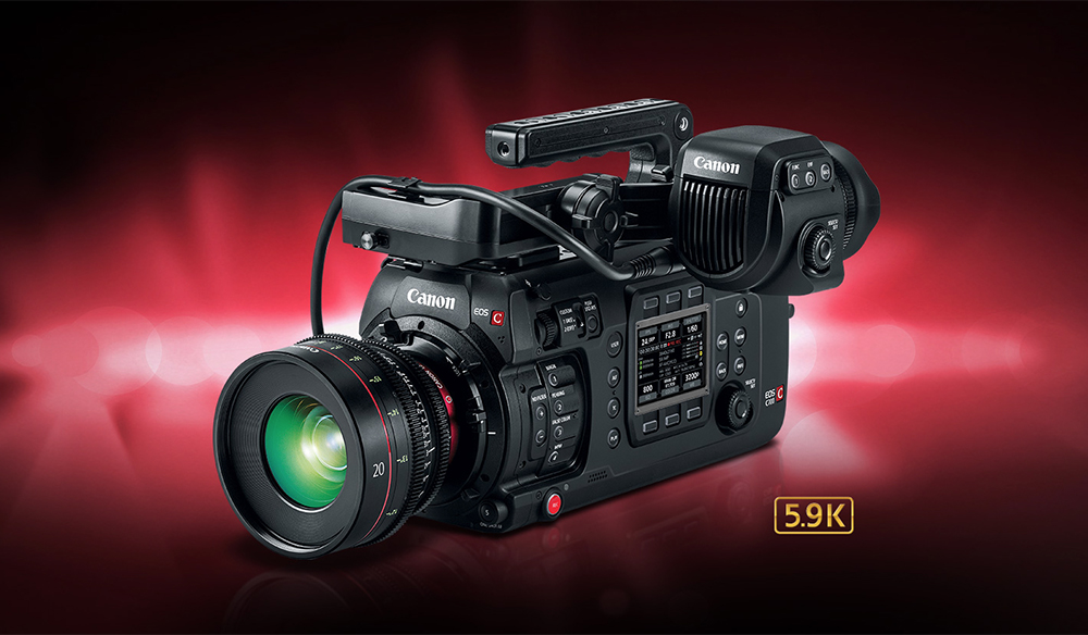 NAB 2018 Announcement: Canon's C700 Goes Full Frame
