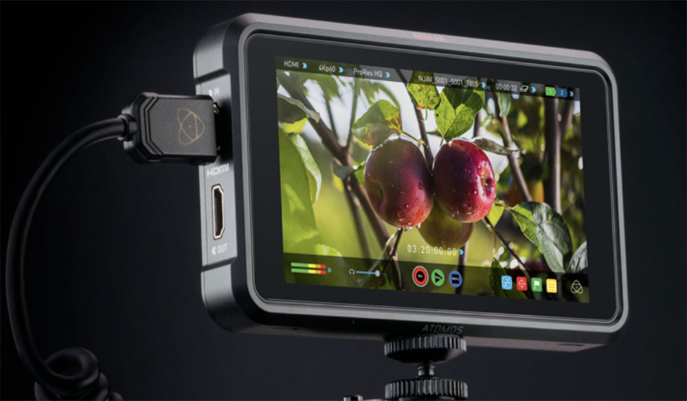 NAB 2018 Announcement: Atomos Unveils the Ninja V