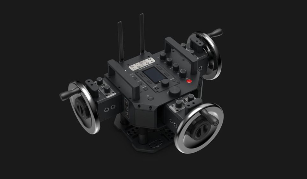 NAB 2018: DJI Officially Introduces New Camera Control Systems