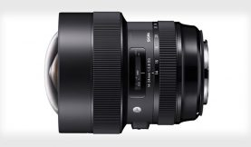 NAB 2018 Announcement: Meet Sigma's 14-24mm f/2.8 Art Lens