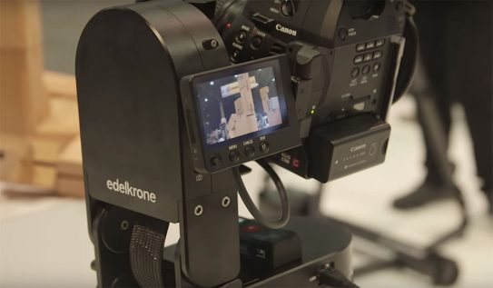 NAB 2018: Edelkrone Pushes The Dolly So You Don't Have To