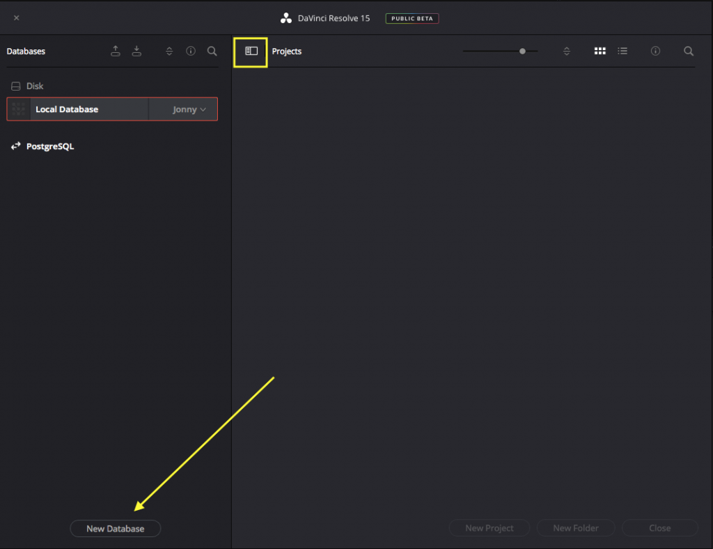 How to Add Sound Effects to a Sound Library in DaVinci Resolve 15 — New Database