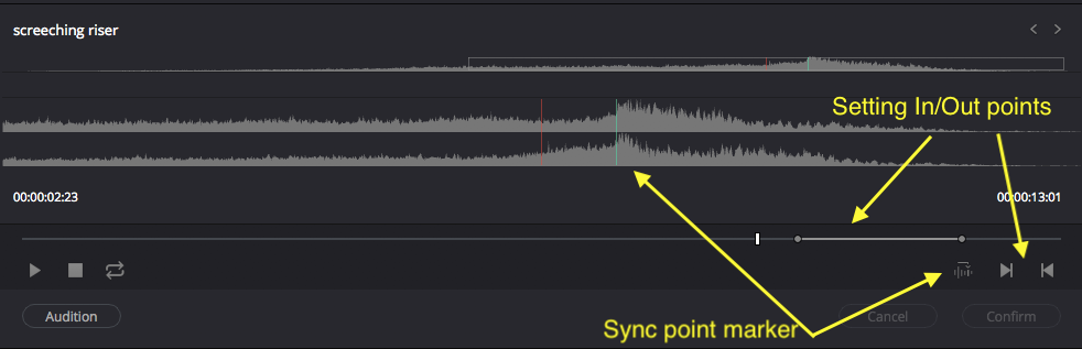 How to Add Sound Effects to a Sound Library in DaVinci Resolve 15 — Sound Effects Timeline