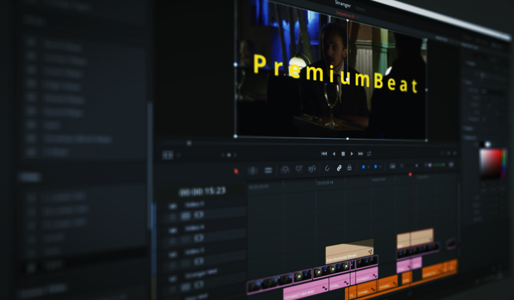 Revamped Text Features in the New DaVinci Resolve 15