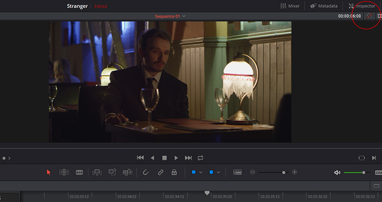 The New Features of DaVinci Resolve 15's Edit Page — Bypassing