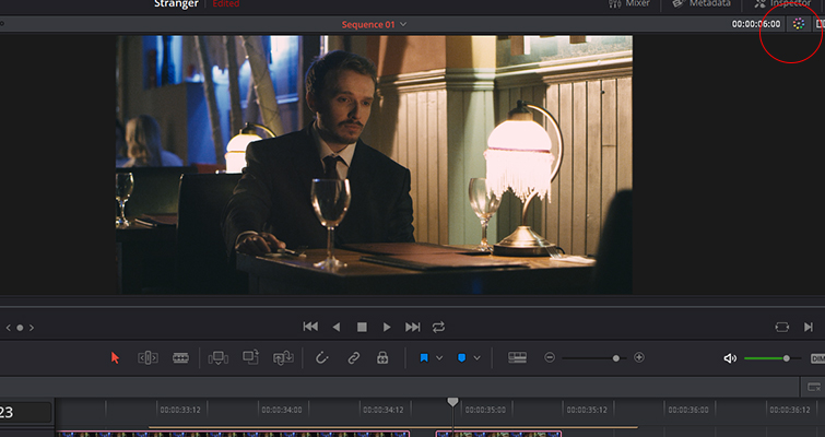 The New Features of DaVinci Resolve 15's Edit Page — Grade Bypass