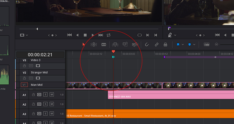 The New Features of DaVinci Resolve 15's Edit Page — Input Shortcuts