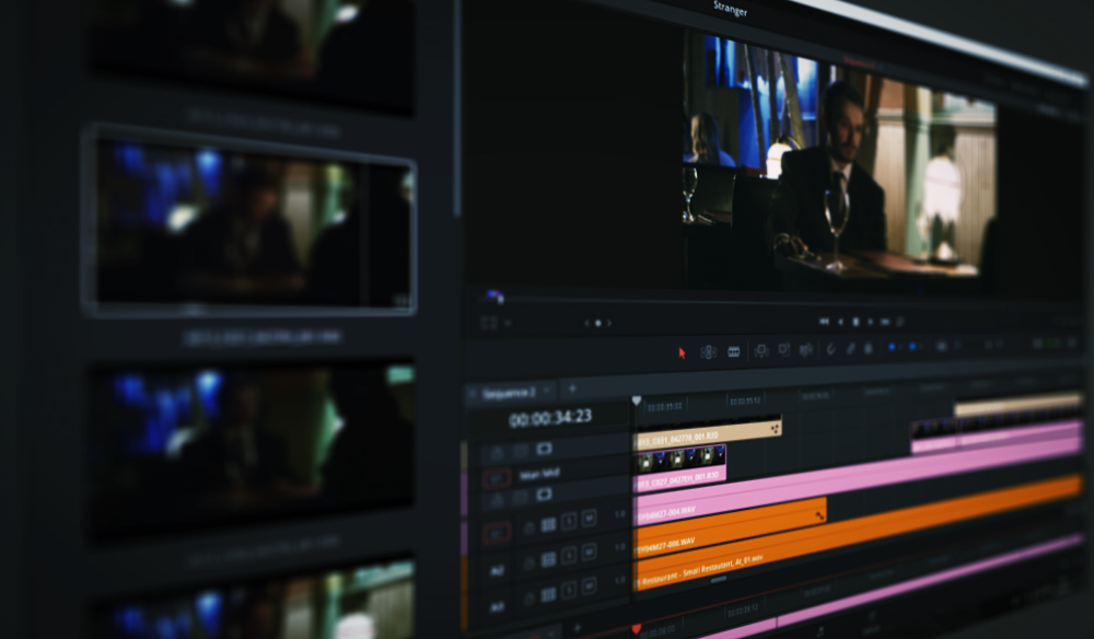 The New Features of DaVinci Resolve 15's Edit Page