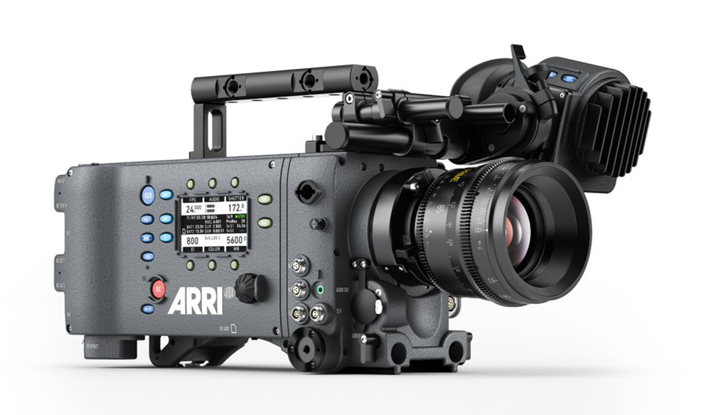ARRI Unveils New Pre-Owned ALEXA Camera Program