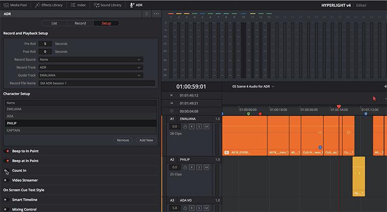 NAB 2018: Blackmagic Announces DaVinci Resolve 15 — Fairlight