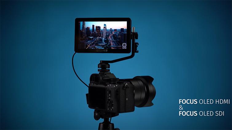 NAB 2018: SmallHD Unveils 5 New Focus Monitors — Focus OLED