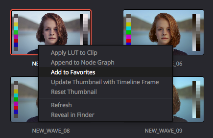 Everything You Need to Know About the LUT Browser in DaVinci Resolve 15 — Adding LUTs