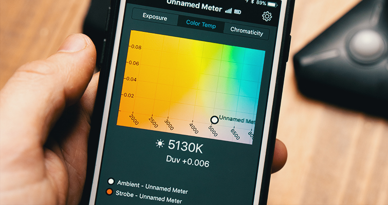 Review: The Illuminati — A Hands-Free Light Meter — Video Meter