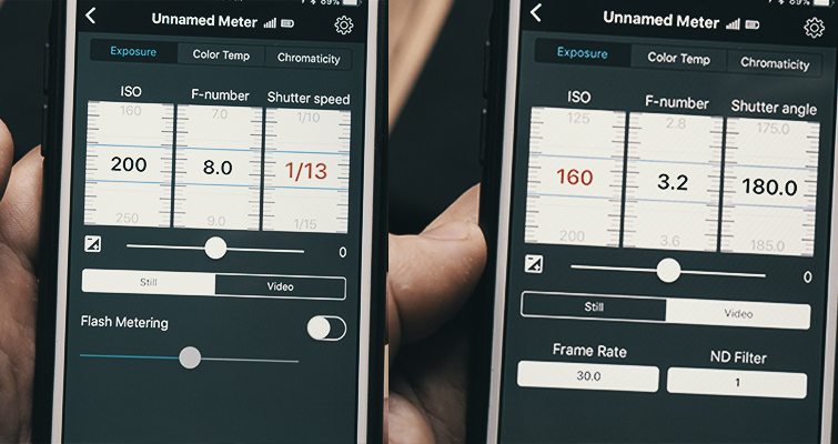 Review: The Illuminati — A Hands-Free Light Meter — Readings