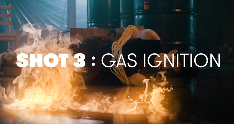 How To Create An Explosion Scene + Free Action Compositing Elements — Gas Ignition