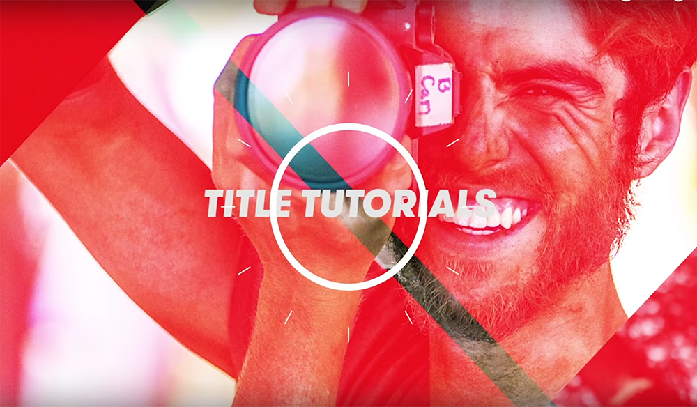 Create Your Own Opening Title Sequence Using PRISM!