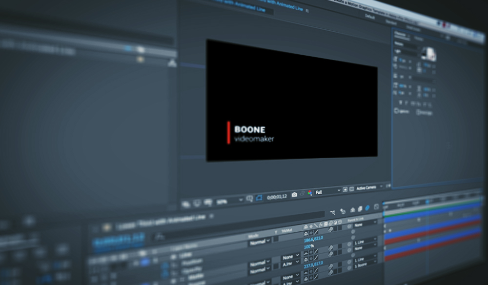 How to create a motion graphics template in adobe after effects maxwellsz