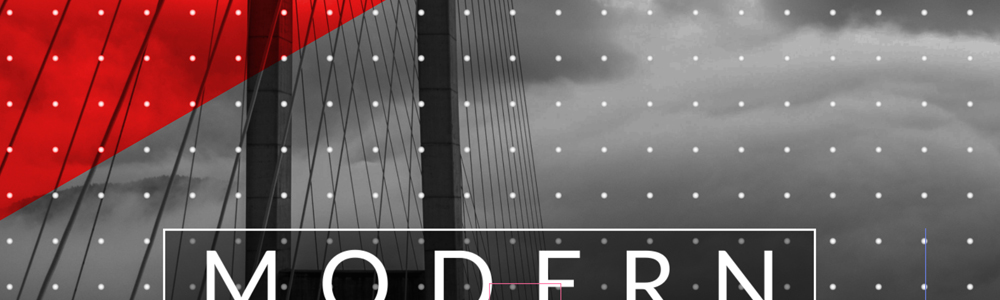 Create a Modern Slideshow Animation in After Effects — Modern Style