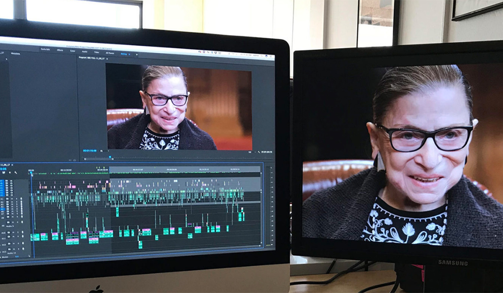 Tips from the Team Behind the Ruth Bader Ginsberg Sundance Documentary