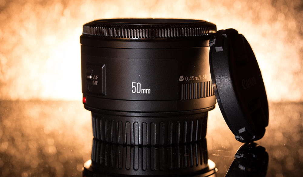 "5 Reasons You Should Purchase a ""Nifty Fifty"" 50mm Lens"
