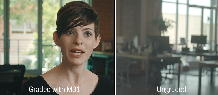 Exclusive Interview: The Creators of Some of The Most Popular LUT Packs Ever — M31 Graded