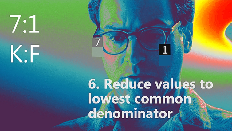 What are Contrast Ratios, and How Do You Use Them? — Reduce Values