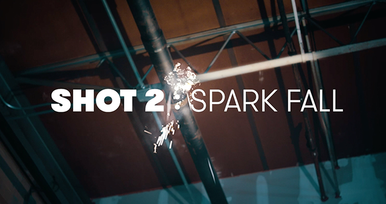 How To Create An Explosion Scene + Free Action Compositing Elements — Spark Fall